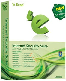 eScan Internet Security Suite (Without Cloud Security) 1 user