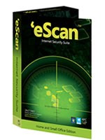 eScan Internet Security Suite (With Cloud Security) 1 user